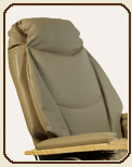 Thera-Glide Back Rest Cushion Style Classic